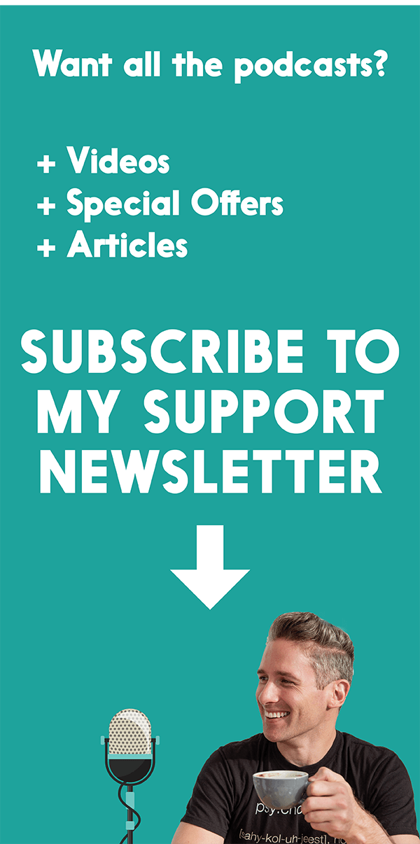 Information on subscribing to newsletter